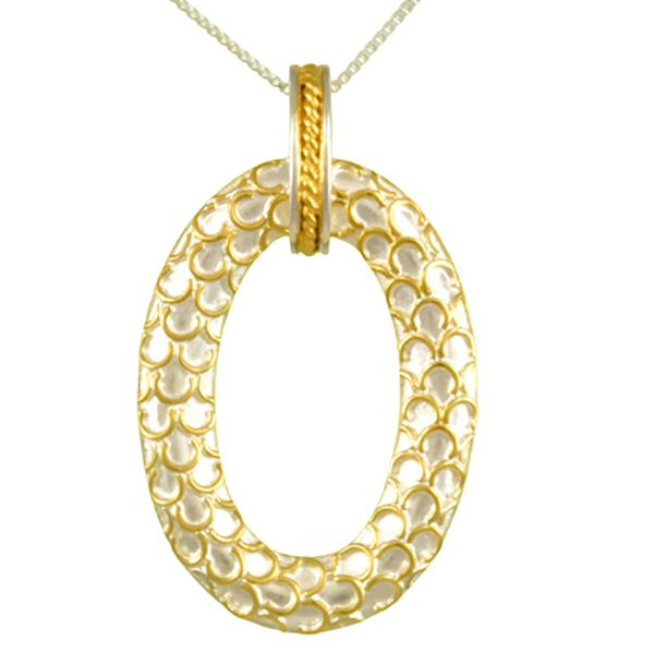 Michou Poseidon's Treasures Necklace Goldstein's Jewelers Mobile, AL