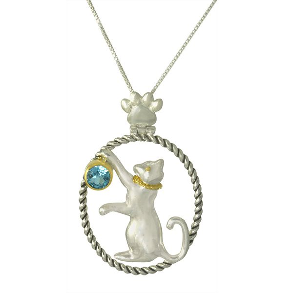 Michou Magical Menagerie Necklace Goldstein's Jewelers Mobile, AL