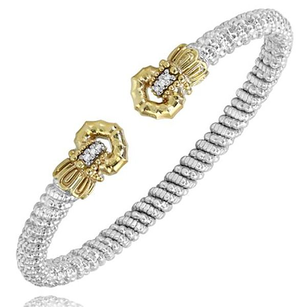 Vahan Diamond Bracelet Goldstein's Jewelers Mobile, AL