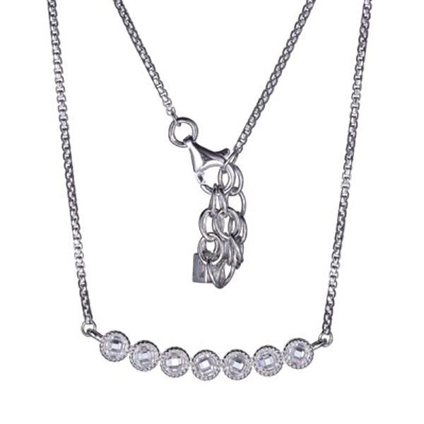 Elle Essence Bar Necklace Goldstein's Jewelers Mobile, AL