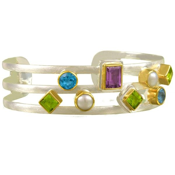 Michou Tropical Geometrics Bracelet Goldstein's Jewelers Mobile, AL