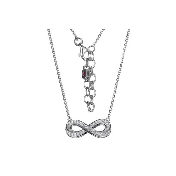 Elle Infinity Necklace Goldstein's Jewelers Mobile, AL