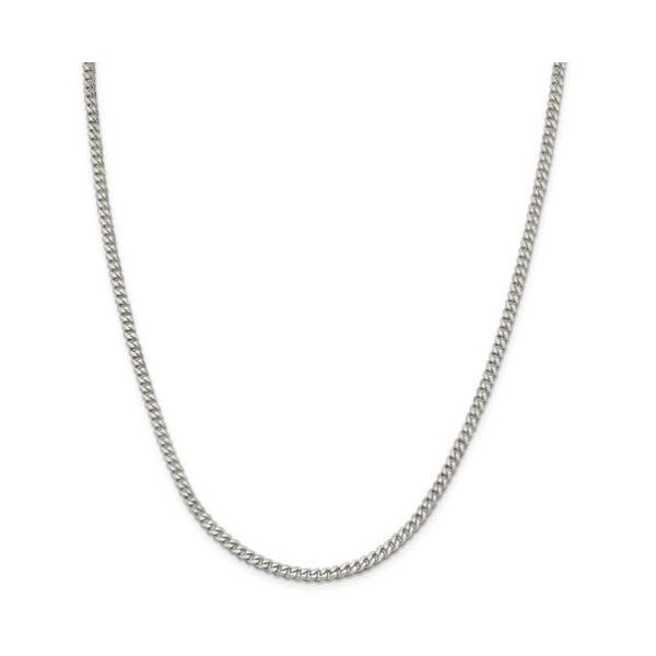 Sterling Silver Curb Chain Goldstein's Jewelers Mobile, AL