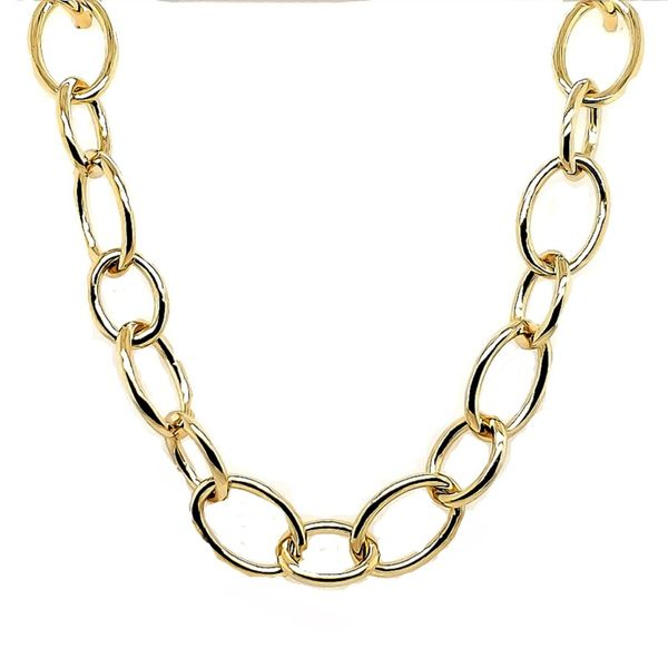Open Link Necklace Goldstein's Jewelers Mobile, AL