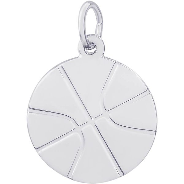 Basketball Charm Goldstein's Jewelers Mobile, AL