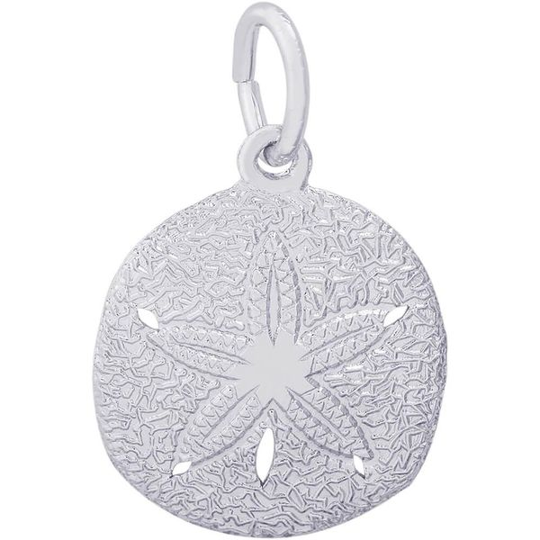 Sand Dollar Charm Goldstein's Jewelers Mobile, AL