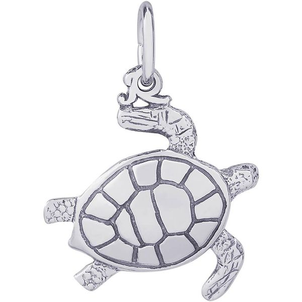 Sea Turtle Charm Goldstein's Jewelers Mobile, AL
