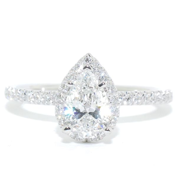 Diamond Engagement Ring Graziella Fine Jewellery Oshawa, ON