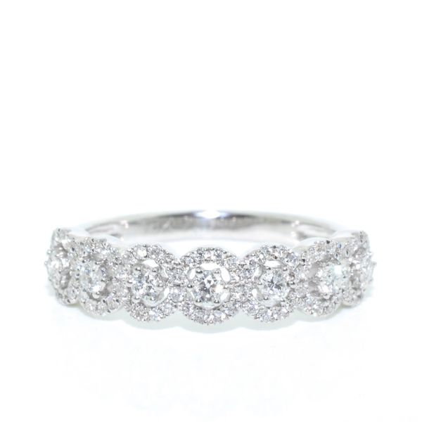 Diamond Wedding Band Graziella Fine Jewellery Oshawa,