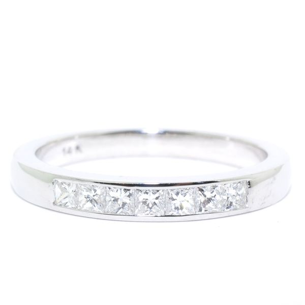 Diamond Wedding Band Graziella Fine Jewellery Oshawa, ON