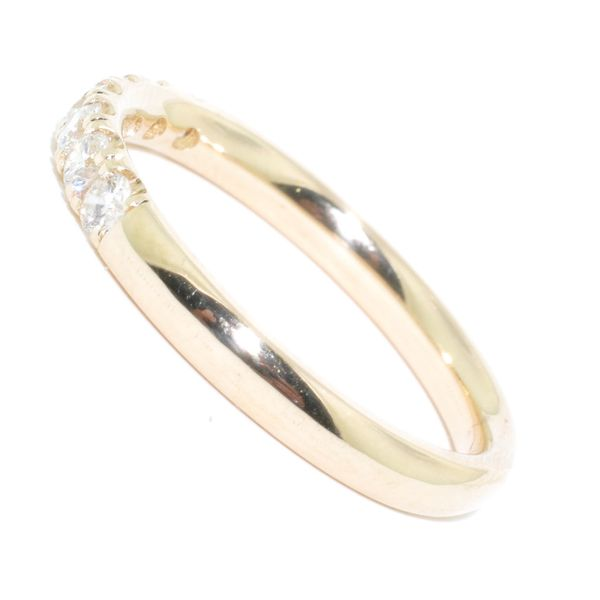 Diamond Wedding Band Image 2 Graziella Fine Jewellery Oshawa, ON