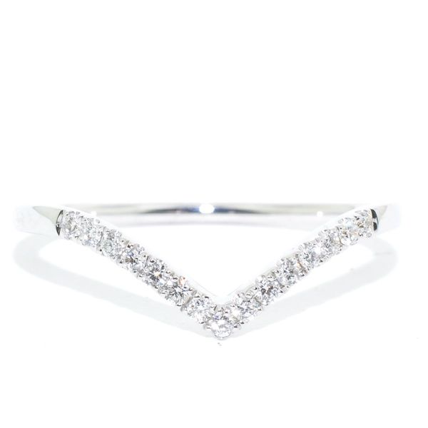 Diamond Chevron Ring Graziella Fine Jewellery Oshawa, ON