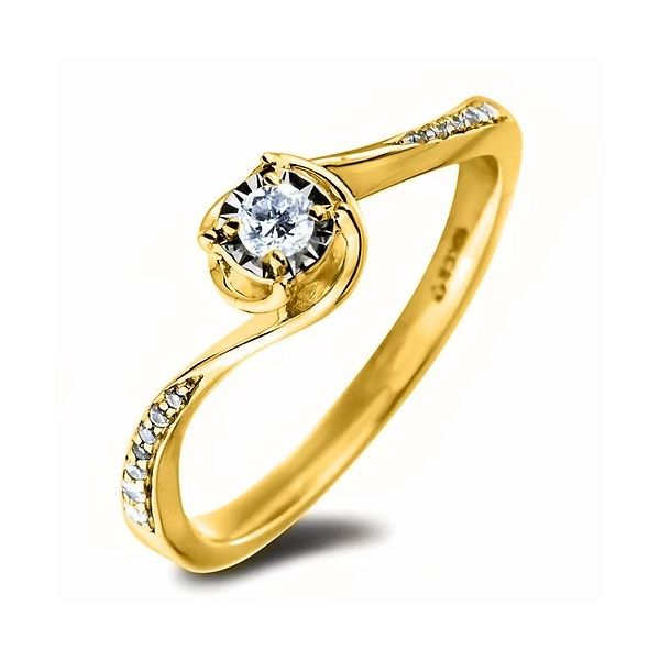 Glowing Hearts Diamond Fashion Ring. Graziella Fine Jewellery Oshawa, ON