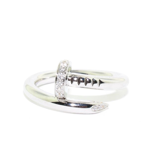 14KT White Gold 0.13CTW Diamond Fashion Ring. Graziella Fine Jewellery Oshawa, ON
