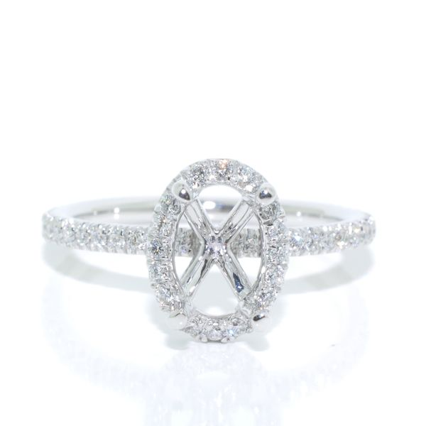 Gabriel & Co Diamond Ring. Graziella Fine Jewellery Oshawa, ON