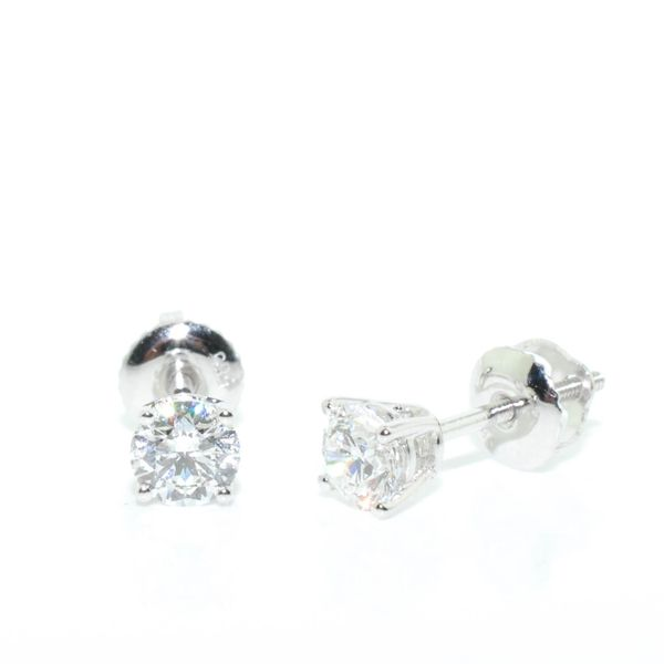 Diamond Earring Graziella Fine Jewellery Oshawa,
