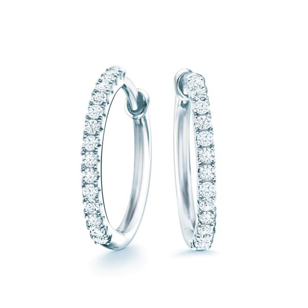 Birks Diamond Earrings. Graziella Fine Jewellery Oshawa, ON
