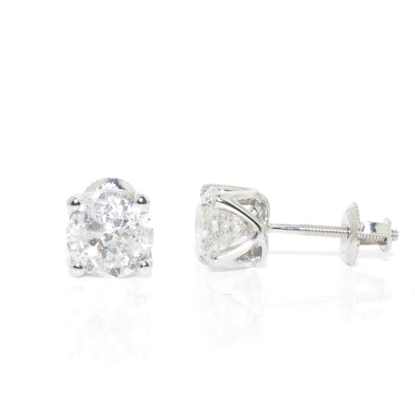 Diamond Earrings Graziella Fine Jewellery Oshawa, ON