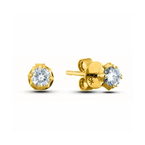 Glowing Hearts Diamond Earrings Graziella Fine Jewellery Oshawa, ON