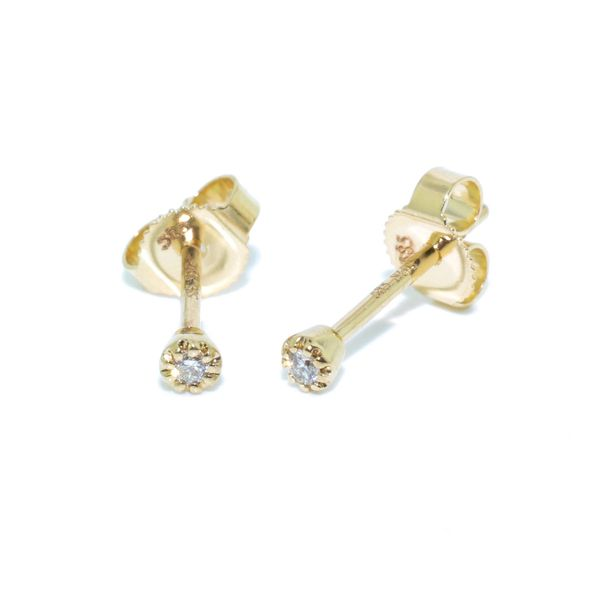 Diamond Stud Earrings Graziella Fine Jewellery Oshawa, ON