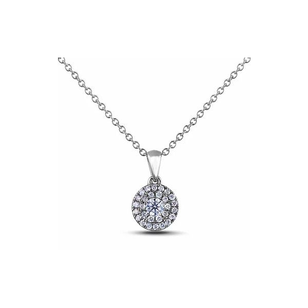 Glowing Hearts Diamond Necklace Graziella Fine Jewellery Oshawa, ON