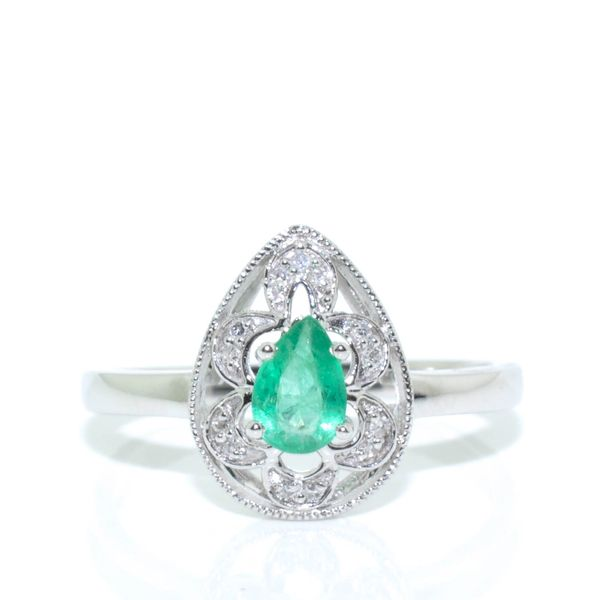 Gemstone Ring Graziella Fine Jewellery Oshawa,