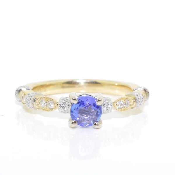 Tanzanite Ring Graziella Fine Jewellery Oshawa, ON