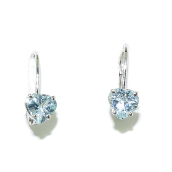 Aquamarine Earrings Graziella Fine Jewellery Oshawa, ON