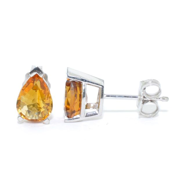 Citrine Earrings Graziella Fine Jewellery Oshawa, ON