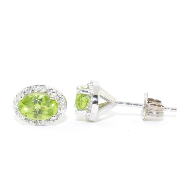 Peridot Earrings Graziella Fine Jewellery Oshawa, ON