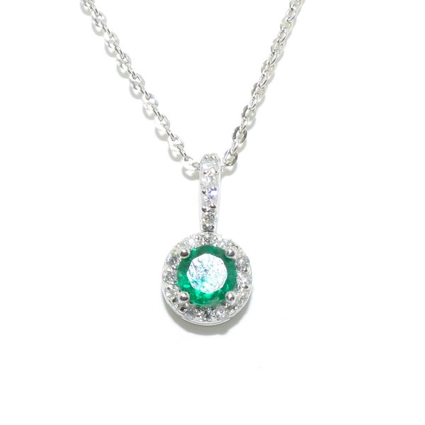 Emerald Necklace Graziella Fine Jewellery Oshawa, ON