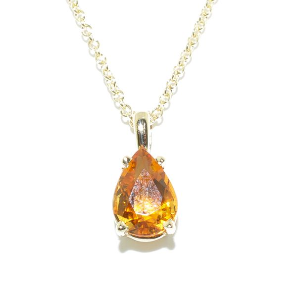 Citrine Necklace Graziella Fine Jewellery Oshawa, ON
