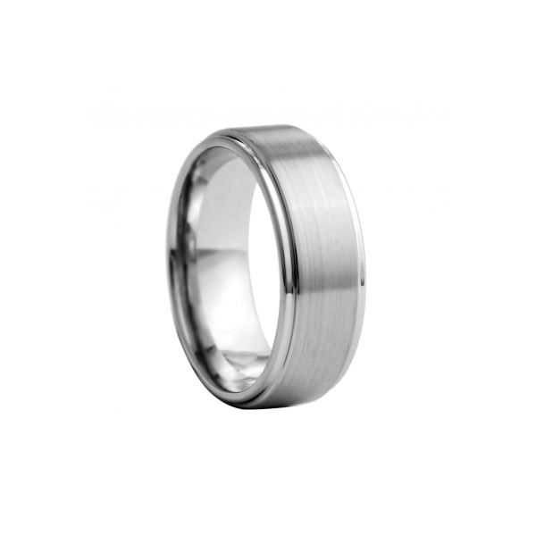 Tungsten Alternative Metal 6MM Ring. Graziella Fine Jewellery Oshawa, ON