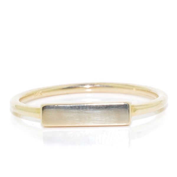 Belle & Jules 14KT Ring Graziella Fine Jewellery Oshawa, ON