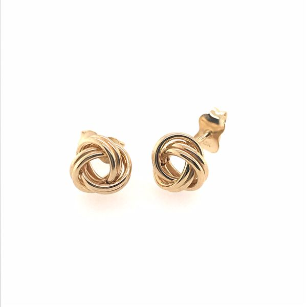 10KT Yellow Gold Stud Earrings. Graziella Fine Jewellery Oshawa, ON