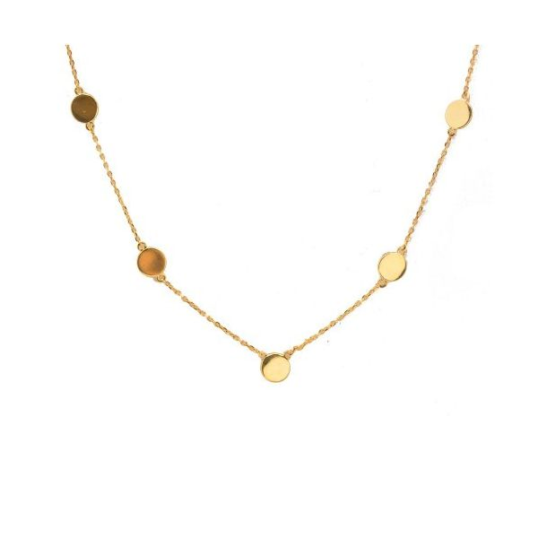 Belle & Jules 10KT Yellow Gold 18