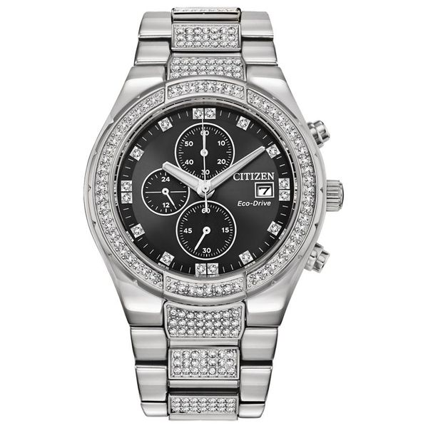 Citizen Eco Drive 42MM Crystal Watch. CA0750-53E Graziella Fine Jewellery Oshawa, ON