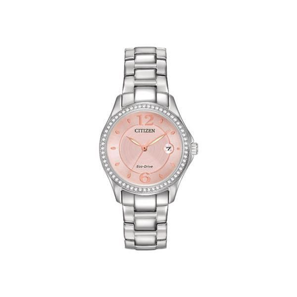 Citizen Silhouette Crystal 29MM Eco-Drive Watch. FE1140-86X Graziella Fine Jewellery Oshawa, ON