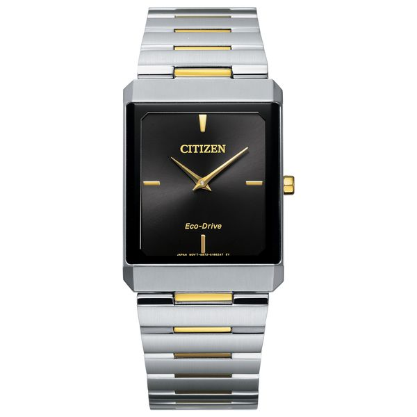 Citizen Stiletto 28MM Eco-Drive Watch. AR3104-55E Graziella Fine Jewellery Oshawa, ON