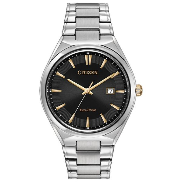 Citizen Eco-Drive Men's Watch with Grey Dial | BM7310-56H Graziella Fine Jewellery Oshawa, ON