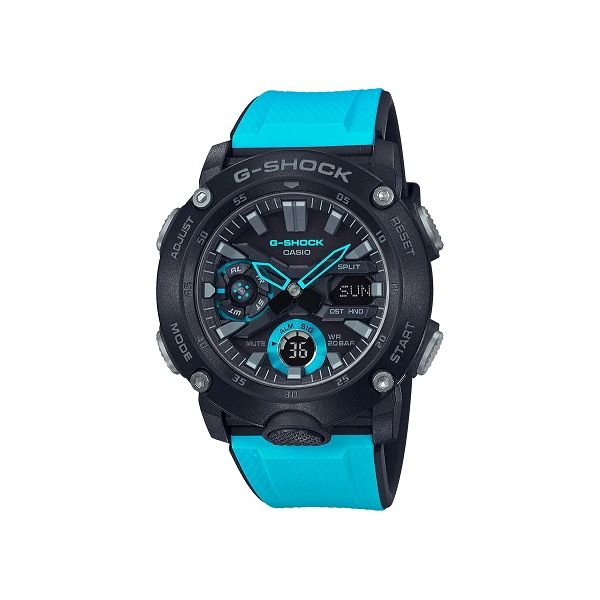 G-Shock Watch. GA2000-1A2 Graziella Fine Jewellery Oshawa, ON
