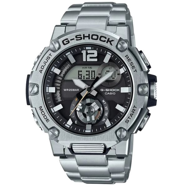 G-Shock G-Steel Watch. GSTB300SD-1A Graziella Fine Jewellery Oshawa, ON