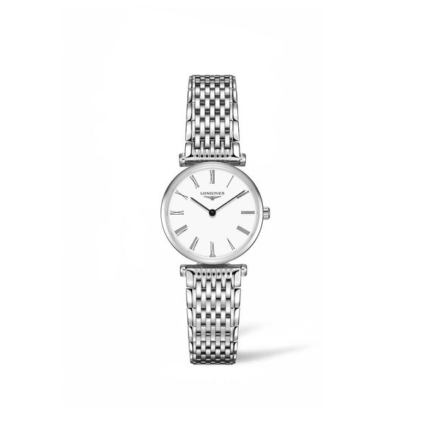 La Grande Classique de Longines 24mm Stainless Steel Watch. L42094116. Graziella Fine Jewellery Oshawa,