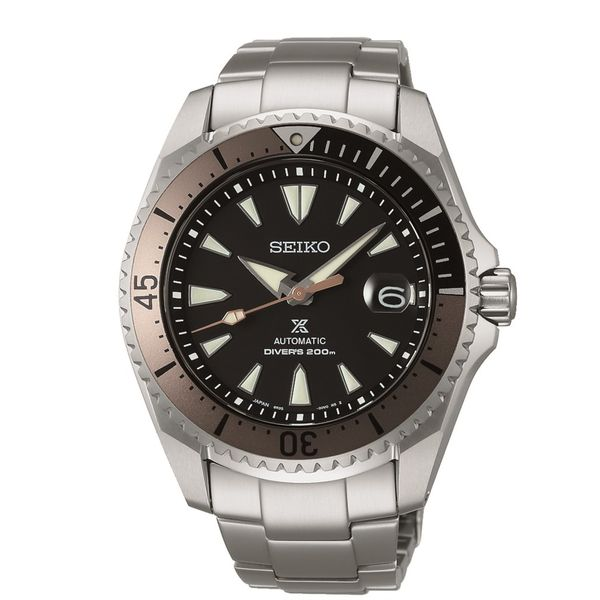 Seiko Prospex 43.5MM Titanium Automatic Divers Watch. SPB189J1 Graziella Fine Jewellery Oshawa, ON