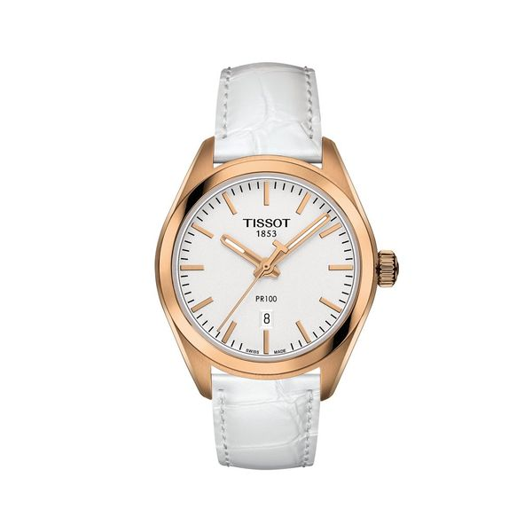 Tissot PR 100 Classic Watch. T1012103603101 Graziella Fine Jewellery Oshawa, ON