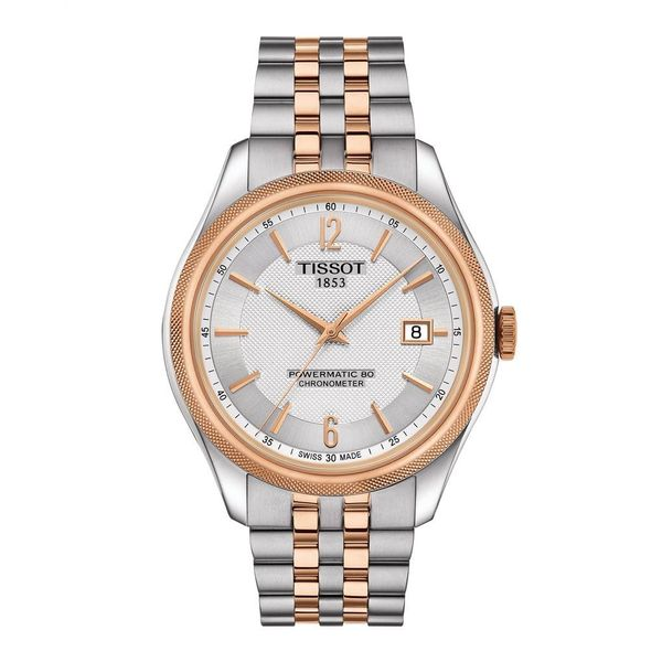 Tissot Ballade COSC Chronometer Automatic Watch. T1084082203701 Graziella Fine Jewellery Oshawa, ON