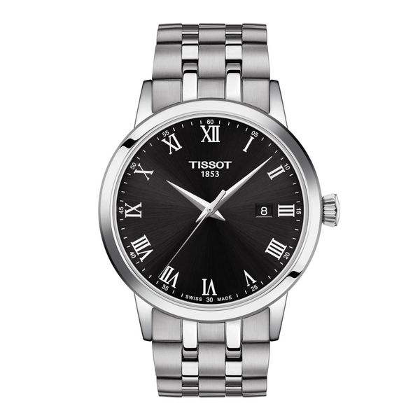 Tissot Classic Dream 42MM Quartz Watch. T1294101105300. Graziella Fine Jewellery Oshawa, ON
