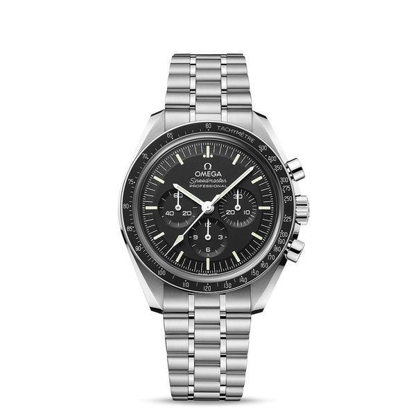 Omega Speedmaster Moonwatch Professional Co-Axial Master Chronometer Chronograph 42mm Watch. 31030425001001 Graziella Fine Jewellery Oshawa, ON