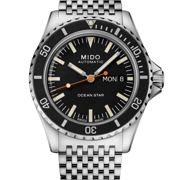 Mido Ocean Star 75Th Anniversary Special Edition Automatic 40.5MM Watch. Graziella Fine Jewellery Oshawa, ON
