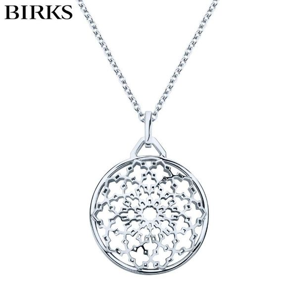 Birks Sterling Silver Necklace Graziella Fine Jewellery Oshawa, ON